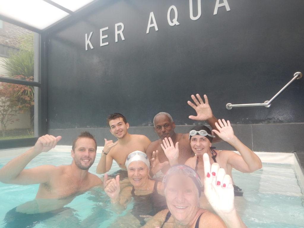 Témoignages du groupe du stage aquaphobie osélo du 19 et 20 octobre 2019